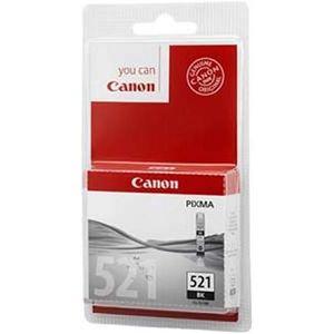 Tinta CANON CLI-521Bk black