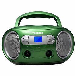 TOSHIBA Portable CD FM RADIO BOOMBOX TY-CRS9