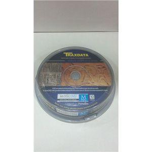 TRAXDATA M DISC CAKE 10 PRINTABILNI