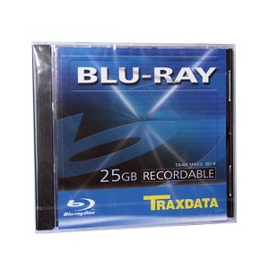 TRAXDATA OPTIČKI MEDIJ BLU RAY 25GB 4X BOX 1