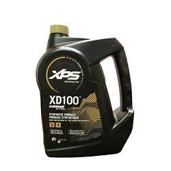 ULJE XD100 EVINRUDE, 1 galon - 3,78L