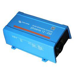 VICTRON ENERGY Inverter s čistim sinusom Phoenix 12/250, 200W, 12V, 230V, VE.Direct Schucko