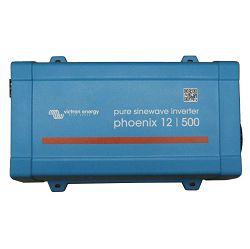 VICTRON ENERGY Inverter s čistim sinusom Phoenix 12/500, 500W, 12V, 230V, VE.Direct Schucko