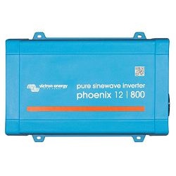VICTRON ENERGY Inverter s čistim sinusom Phoenix 12/800, 650W, 12V, 230V, VE.Direct Schucko