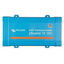 VICTRON ENERGY Inverter s čistim sinusom Phoenix 24/250, VE.Direct Schucko