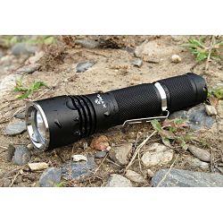 XTAR PILOT II B20 vodonepropusna ručna svjetiljka, 1100 lm, KOMPLET, XM-L2 U3