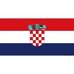 Zastava - Hrvatska, 20x30 cm