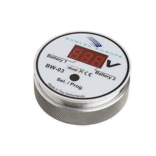 Samlex baterijski nadzornik BW-03