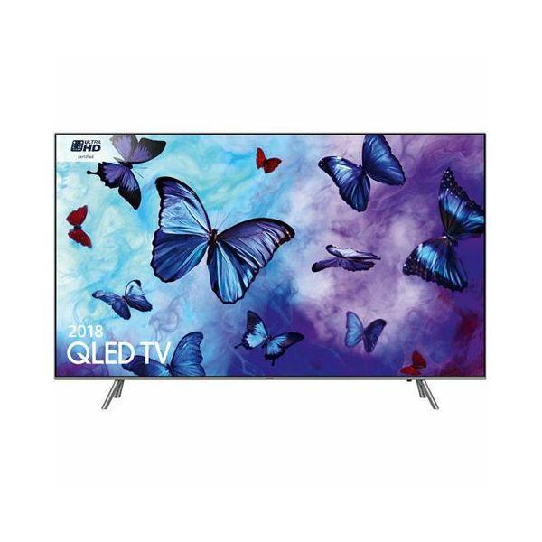 SAMSUNG QLED TV QE49Q6FNATXXH,  QLED, SMART