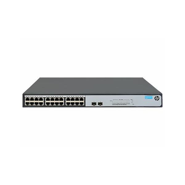 HP switch neupravljivi, 1420-24G-2S, JH018A