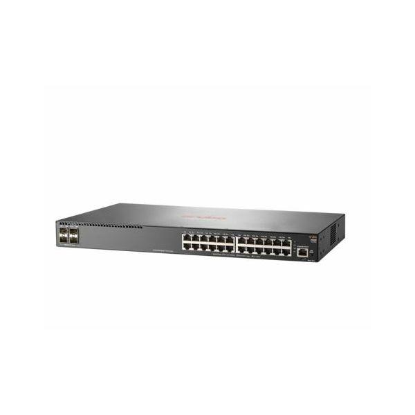 Aruba switch upravljivi L3, 2930F 24G PoE+ 4SFP