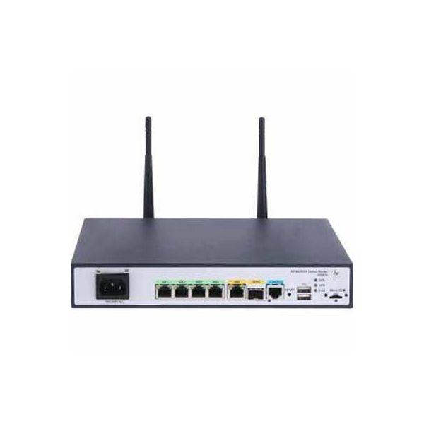 HPE MSR954-W 1GbE SFP 2GbE-WAN 4GbE-LAN 802.11n CWv7 Router