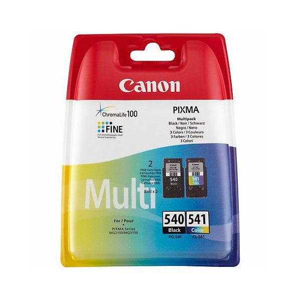 Tinta Canon PG-540/CL-541