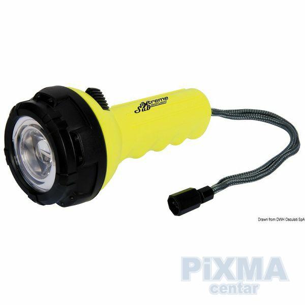 Baterijska podvodna LED lampa Sub-Extreme, Osculati 1217002