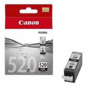 Canon tinta PGI-520Bk Black