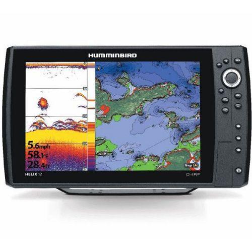Humminbird Helix 12 Chirp GPS