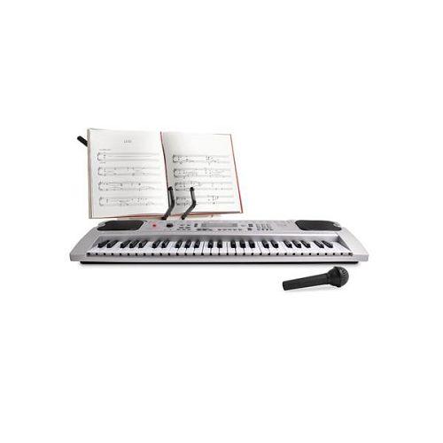 Lionelo klavijatura Jess s 54 tipke + držač nota i mikrofon
