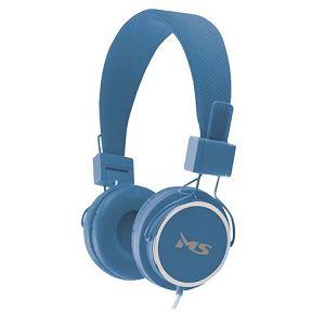 MS BEAT plave slušalice s mikrofonom