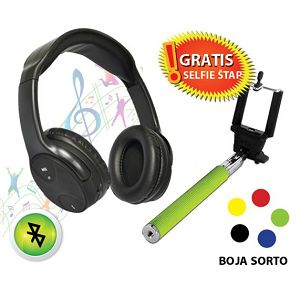 MS UNIQUE BT slušalice + MS SELFIE štap zeleni GRATIS