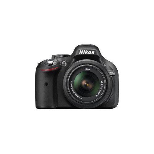 Nikon D-SLR D5200 KIT sa AF18-55VR
