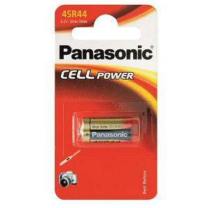 PANASONIC baterije 4SR-44L/1BP Silver Oxide