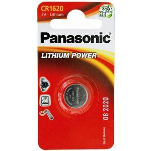 PANASONIC baterije CR-1620EL/1B Lithium Coin