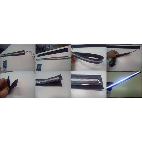 Pi-LED čičak lampa za tende i interijere - metar dužni