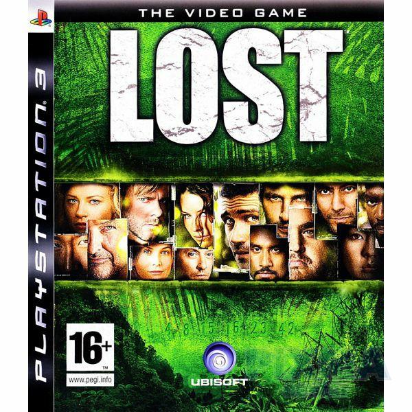 Playstation 3 igra LOST, PS3
