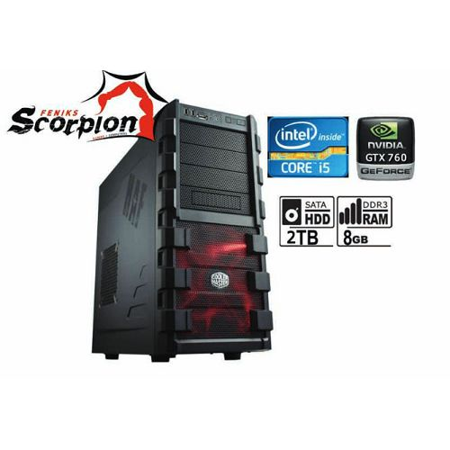 Računalo Scorpion SX 510