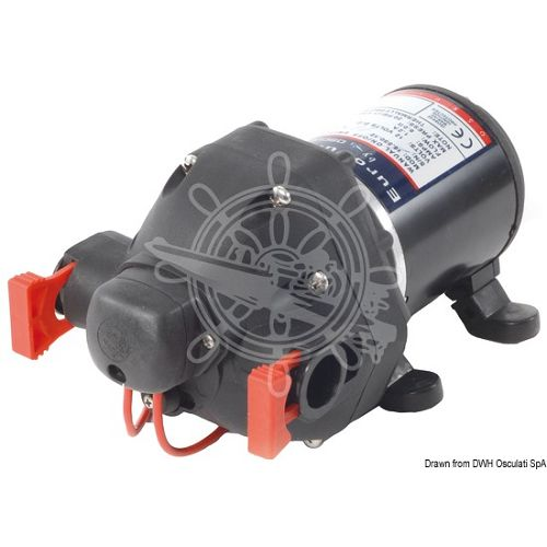 Samousisavajuća pumpa vode EUROPUMP 8