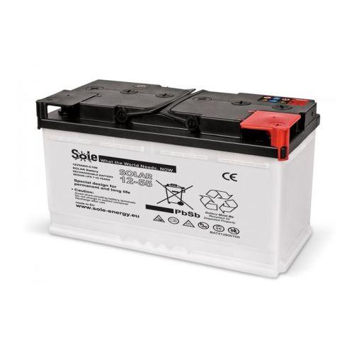 Sole Akumulatori stacionarni 55-170Ah