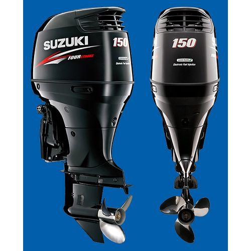 SUZUKI DF 150TLXZ 150Ks