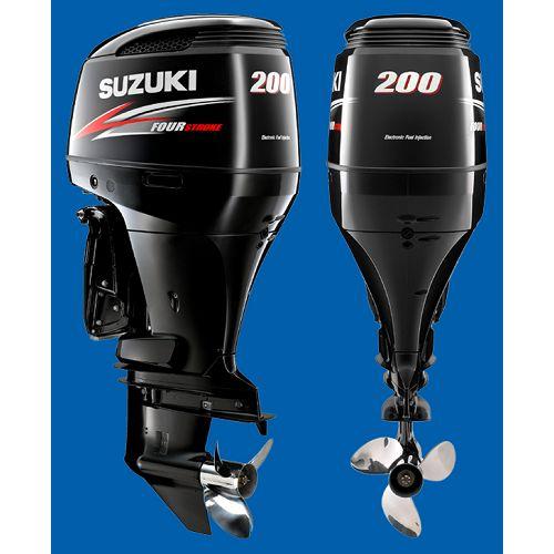 SUZUKI DF 200ATL 200Ks