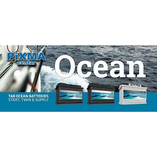 TAB OCEAN TWIN BATERIJA 140Ah