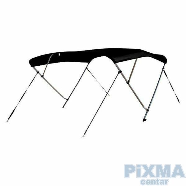 Talamex bimini tenda Deluxe širine 155-168
