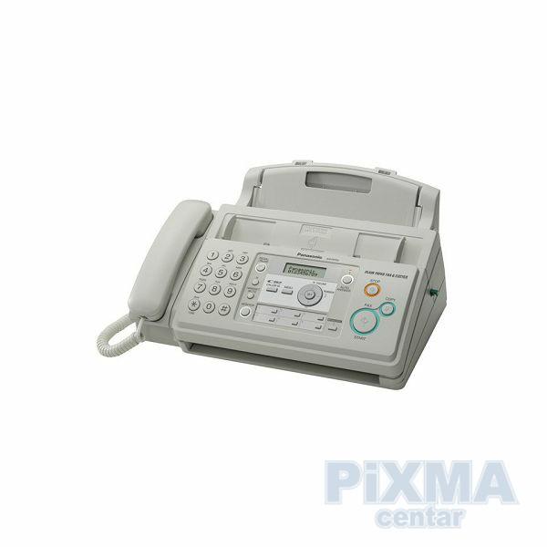 Telefaks PANASONIC KX-FP 701, telefon + fax