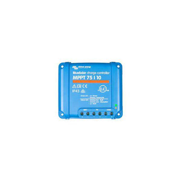 VICTRON BlueSolar kontroler solara MPPT 75/10